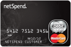 netspend card image - Netspend Prepaid Card
