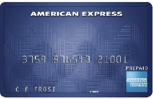 American Express Prepaid Card Image