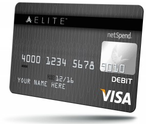 Ace Elite Prepaid Card Image