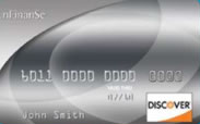 Discover prepaid card image