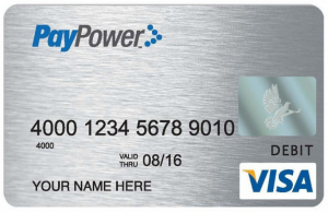 paypower prepaid card image - How To Get A Prepaid Visa Card