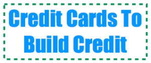 Credit cards to build credit image