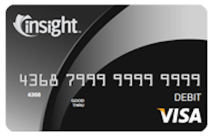 insight visa image - Prepaid Visa Cards Near Me