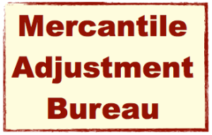 Mercantile Adjustment Bureau image