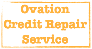 Ovation credit repair service image