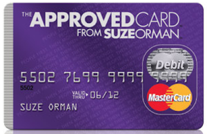 The Approved Card Image