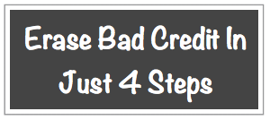 Erase Bad Credit Image