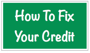 How to fix your credit image