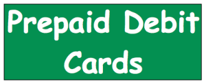 Prepaid debit cards image