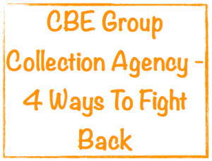 Cbe Group Collection Agency 89