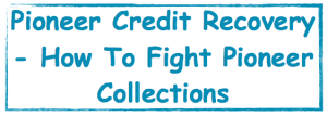 Pioneer Credit Recovery Image