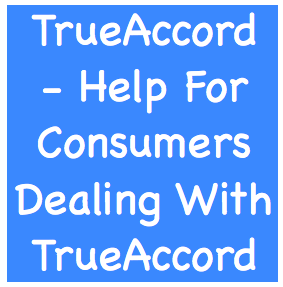 trueaccord help for consumers dealing with trueaccord. Black Bedroom Furniture Sets. Home Design Ideas