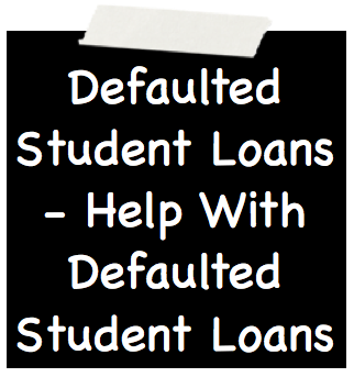 Defaulted student loans image