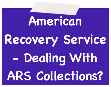 American Recovery Service Image