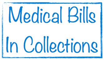 Medical Bills In Collections Image