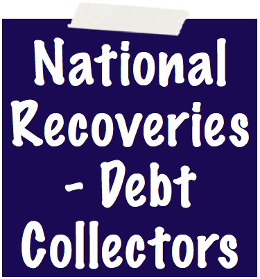 national recoveries debt collectors